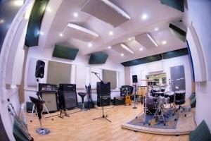 Sound Up Studio - Salle de prises