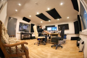 Sound Up Studio - Salle de monitoring